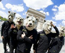 MAN WITH A MISSION à Paris : le concert A NE PAS RATER